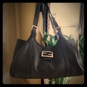 Fendi Black Purse